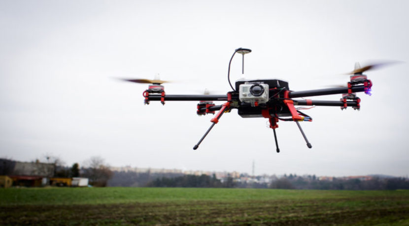 Drone Manufacture At Steadidrone Plant As Companies Explore Commercial Usage
