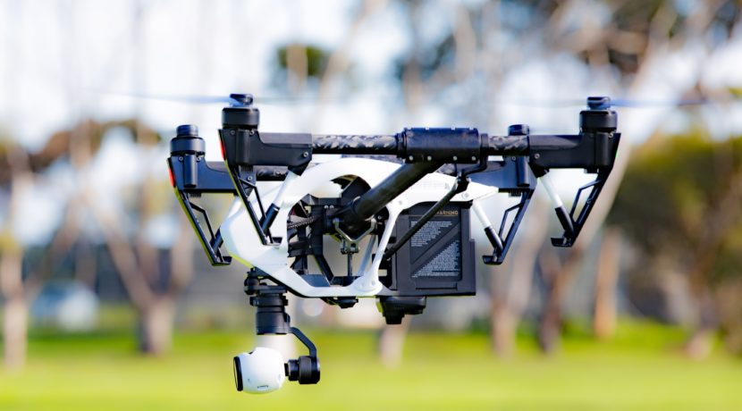 How Drones are Transforming the Media Industry