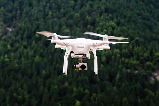 How drones are transforming the Insurance Industry