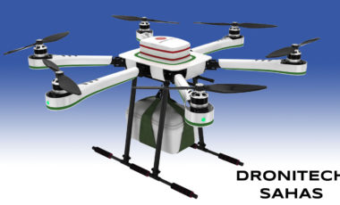 How delivery drone 'Sahas' envisions disruptions in last mile delivery