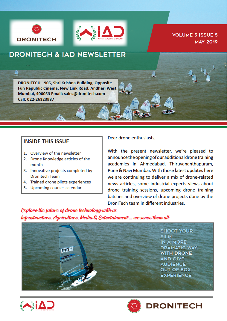 Newsletter May-19