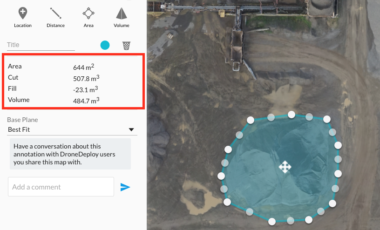 Several ways to Improve the Accuracy of your Drone Maps