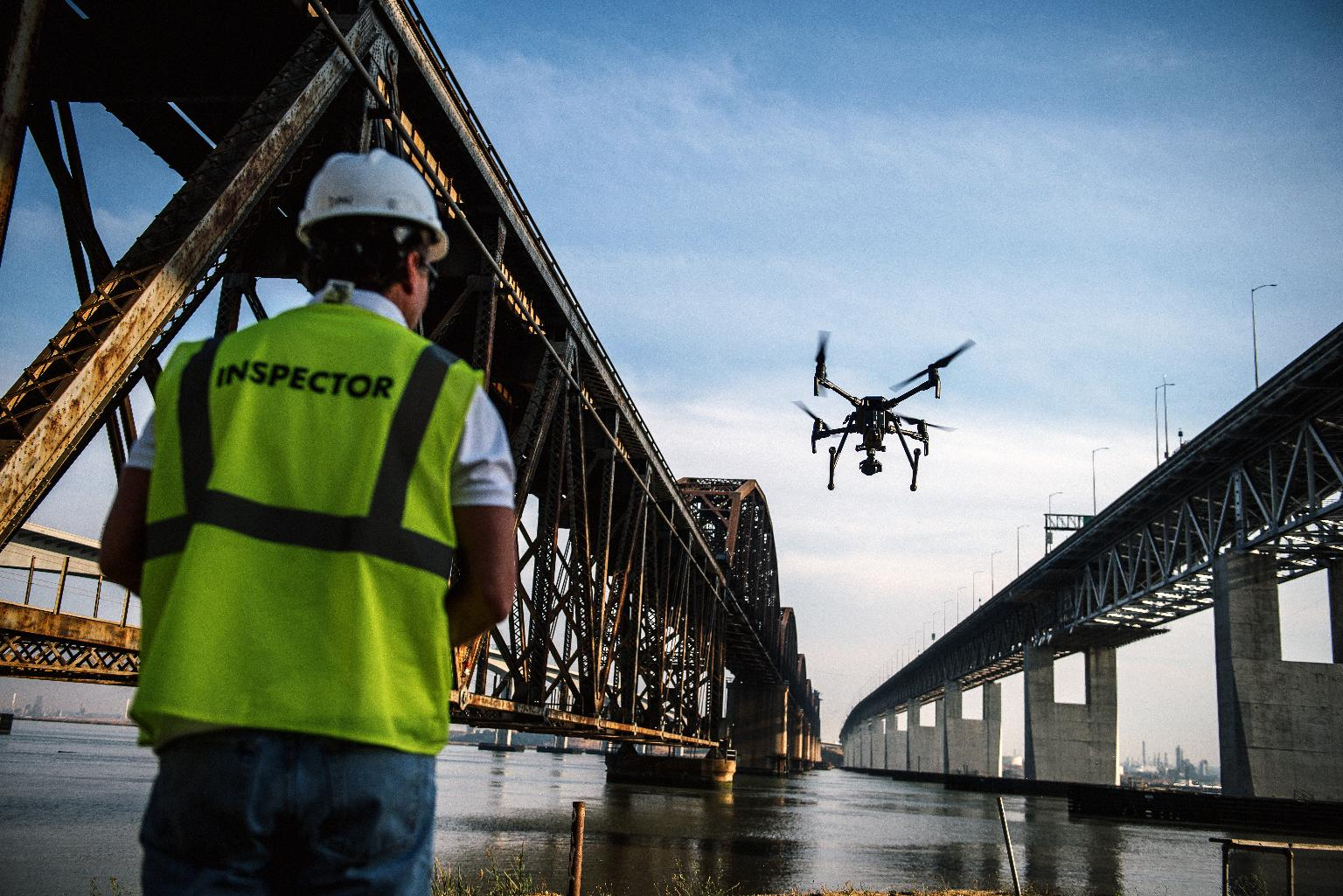 Evaluating the use of drones for Bridge Inspection